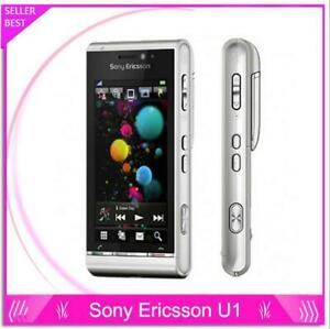 Original Unlocked Sony Ericsson U1 Satio U1i Mobile Phone GPS GSM 3G 12MP Wifi