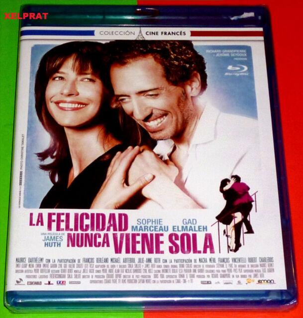 LA FELICIDAD NUNCA VIENE SOLA / Un bonheur n'arrive jamais seul - Français Españ