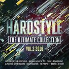 Hardstyle: The Ultimate Collection 2016, Vol. 3 by Various Artists (CD, Sep-2016, 2 Discs, Cloud 9 Dance)