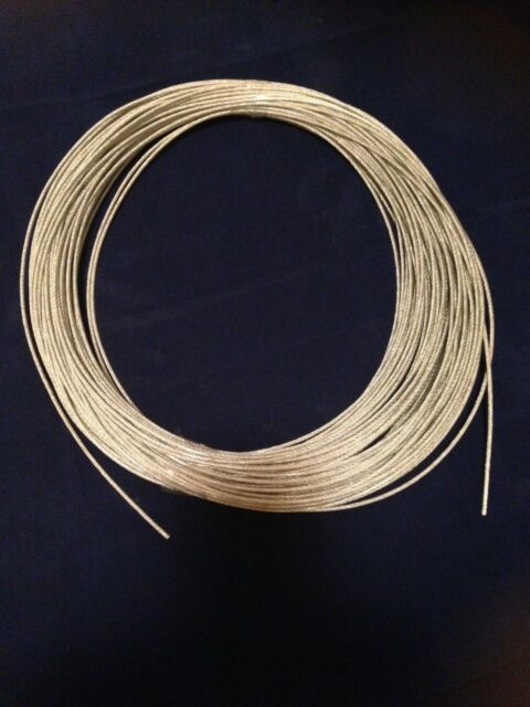 50m polyweave antenna wire aerial wire g5rv end fed atu loop dipole Hf  Antenna