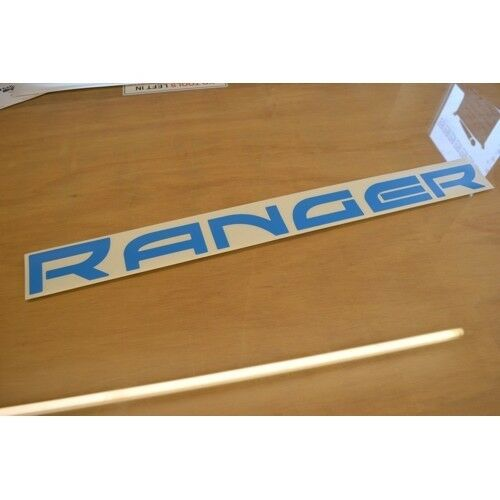 - Caravan Roof Name Sticker Decal Graphic BAILEY Ranger - SINGLE SERIES 6