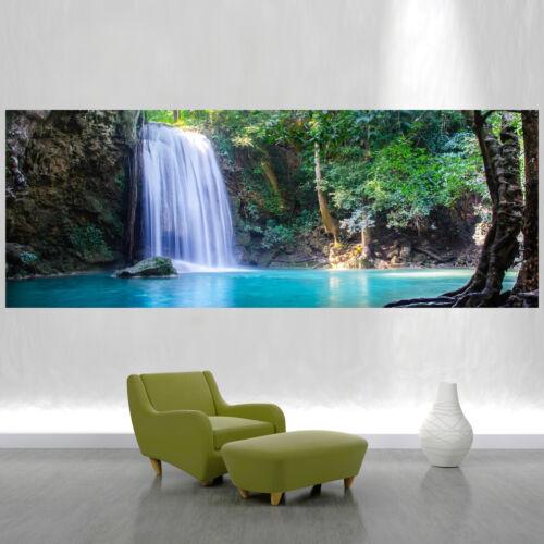 Fototapete Vlies und Papier Tapete Natur Wasserfall Nr DS4459