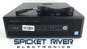 HP-EliteDesk-800-G2-SFF-Desktop-Quad-3-30GHz-i5-6600-No-HDD-8GB-RAM-READ