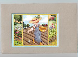Mary-Engelbreit-Little-Girl-Gardening-Blank-Notecard