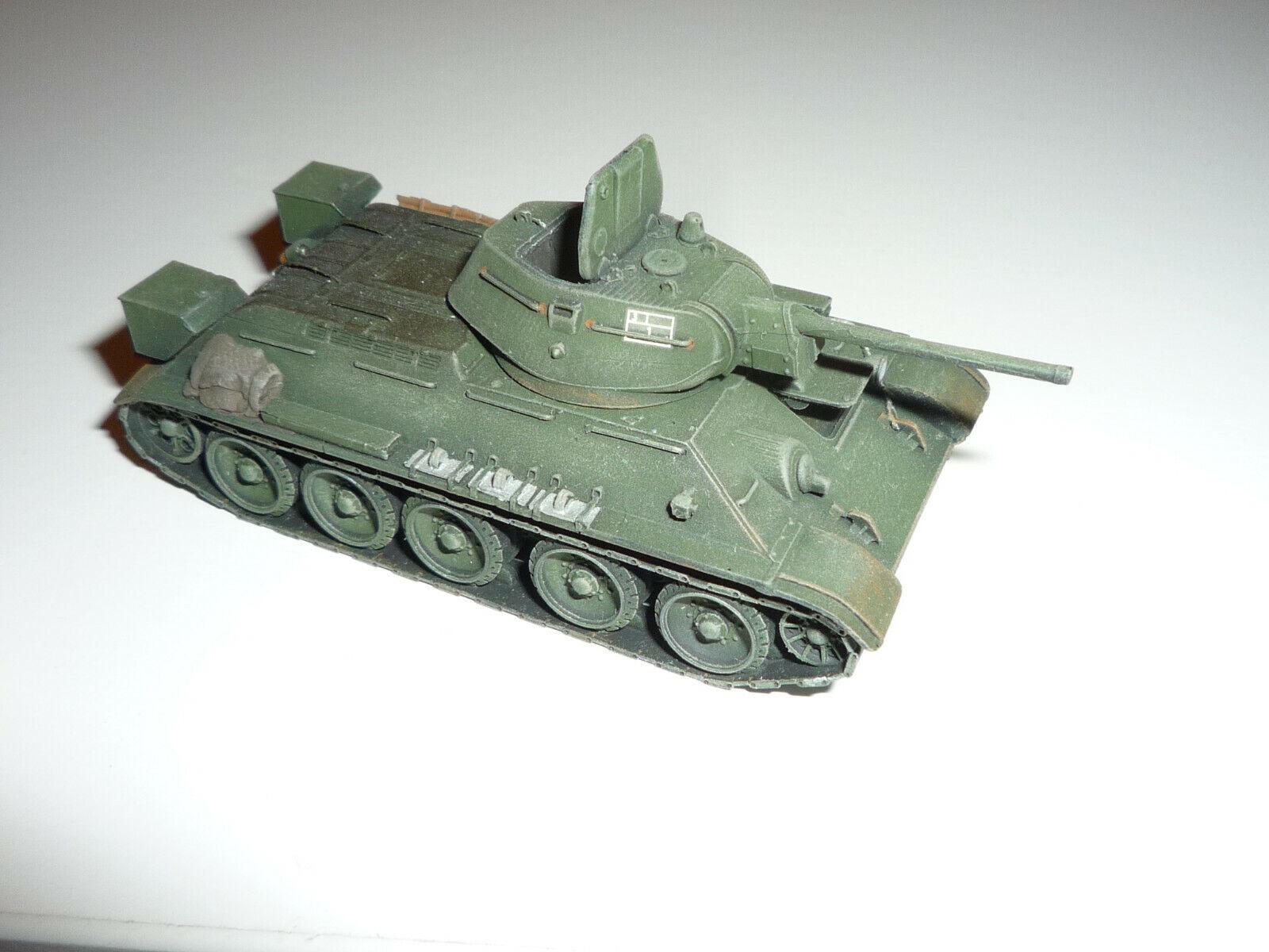 Artitec 1 87 - 6870021 Kampfpanzer T34-76 Soviet Army Green   rede Armee - X448X