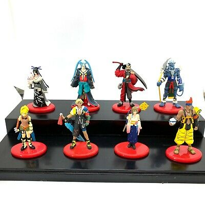 CRYSTAL Final Fantasy COCA COLA Mini Figure vol.3 30 RIKKU