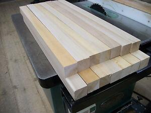 14 Pieces of Northern White Cedar 2X2X24