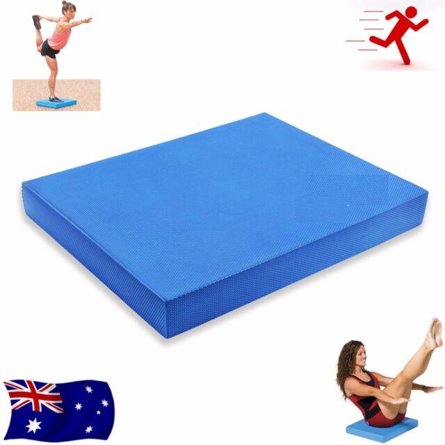 Foam Balance Pad Wobble Board Yoga Pilates Physio, Posture Stability Gym