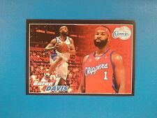 2009-10 Panini NBA Basketball n.278 Baron Davis Los Angeles Clippers