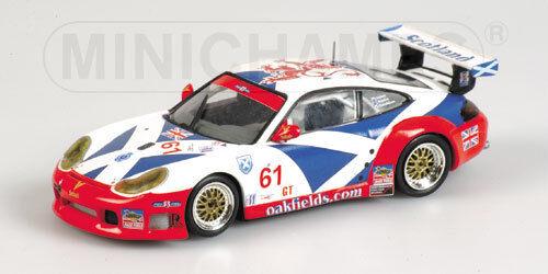 1 43 PORSCHE 911 GT3 RS Ecurie Ecosse Scotland Sebring 12hrs 2003  61