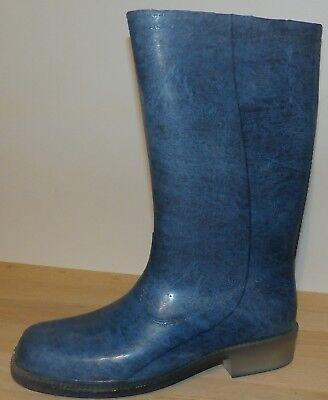 KInder und Damen Regenschuh Gummistiefel Gummi Stiefel Regen Wasser Gr 28 bis 45