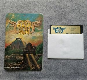 The-Mask-of-the-Sun-Apple-II-Ultrasoft-vintage-computer-game-1982-Broderbund