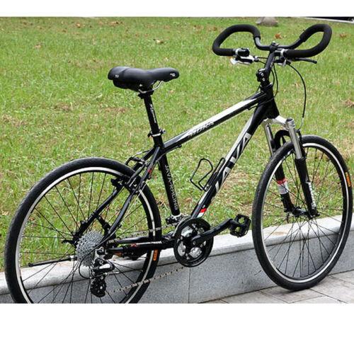 2pcs Bicycle Bike Smooth Tube Sponge Foam Rubber Handlebar Grips Hot YWE9