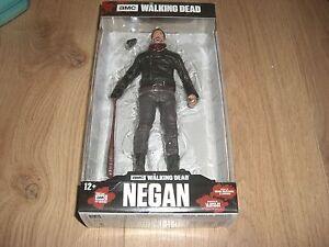 Film-fanartikel Negan Lucille The Walking Dead Tv Version Color Tops Action Figure 18 Cm Neu Hohe QualitäT Und Preiswert