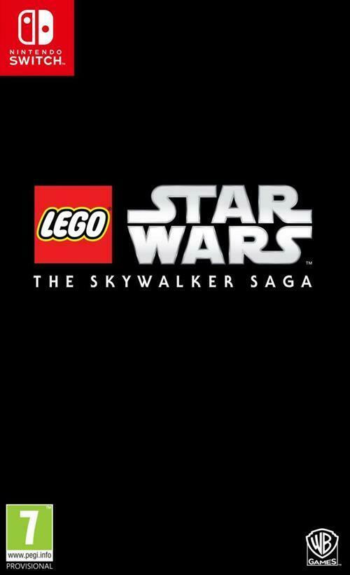 LEGO STAR WARS  THE SKYWALKER SAGA switch - jeu StarWars
