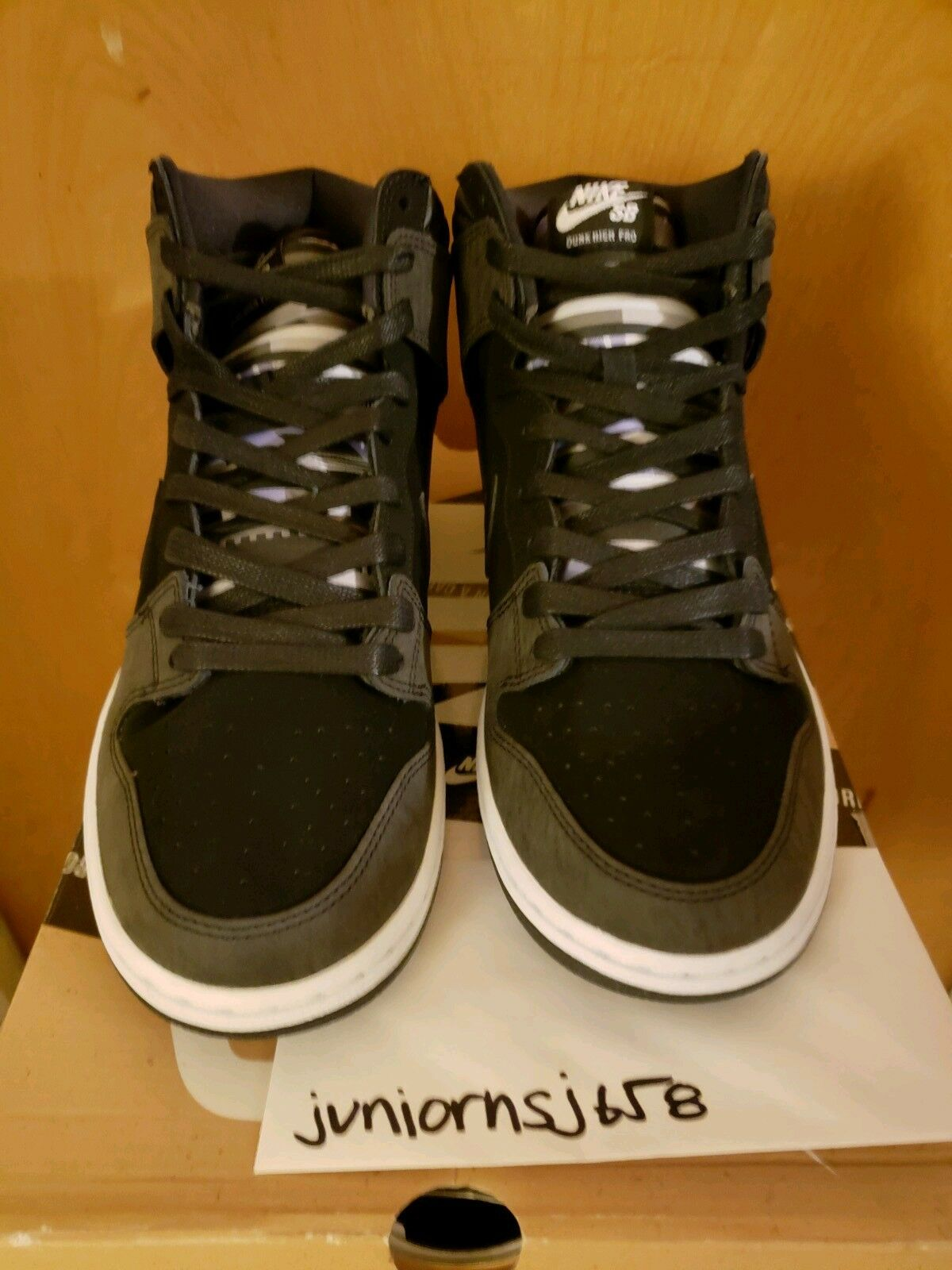 Nike SB Dunk High Premium Civilist Sz 10