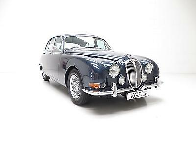 A Sublime Jaguar S-Type 3.8S with just Three Owners and in Show Condition