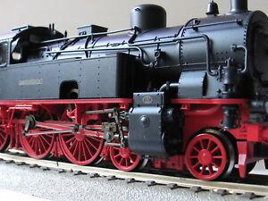 Preussische-T-10-Dampflok-BR-76-Fleischmann-Tank-steam-locomotive-HO-DC-2-rail