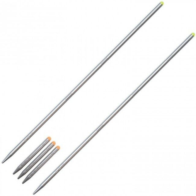 ESP Wrap Sticks - Stainless Steel - *Includes Heavy Duty Fabric Sleeve*
