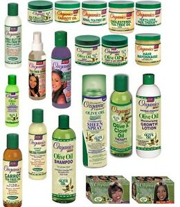 Organics Olive Oil Africa S Best Afro Hair Care Products Hair Care Full Range Ebay