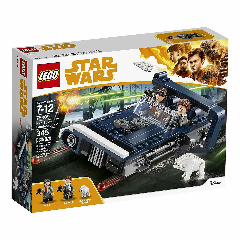 Lego Solo Star Wars Story  Han Solo's Landspeeder (75209) Neuf dans sa boîte 2018 Set