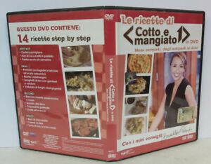 28263-DVD-Benedetta-Parodi-Le-ricette-di-Cotto-e-Mangiato-14-ricette