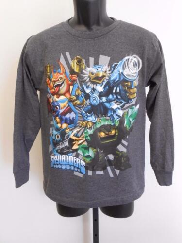 NEW SKYLANDERS graphic tee YOUTH SIZE XL XLARGE T-SHIRT by MAD ENGINE 74DE