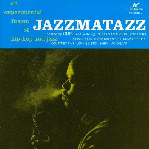 1 of 1 - Jazzmatazz Volume 1 -  CD BMVG The Cheap Fast Free Post