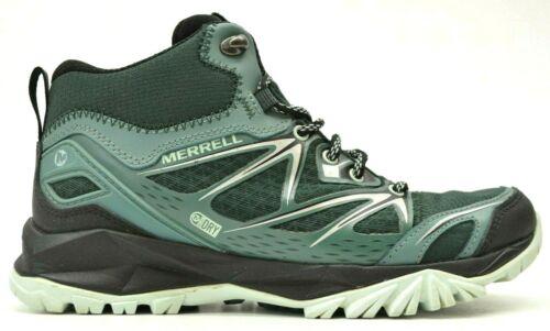 Merrell Capra Bolt Womens Waterproof Athletic Hiking Mid Boots US 6 EU 36