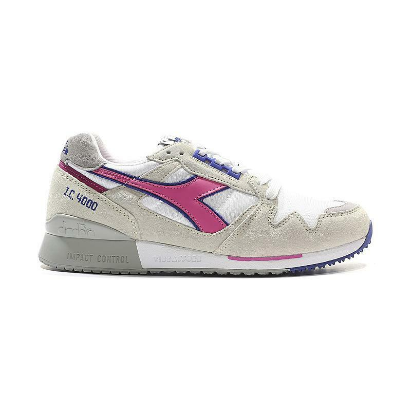 Men's Brand New Diadora I.C 4000 NYL II Athletic Fashion Wear Sneakers
