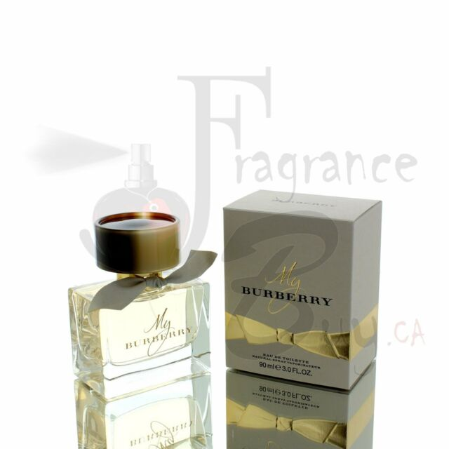 My Burberry EDT W 90ml Boxed