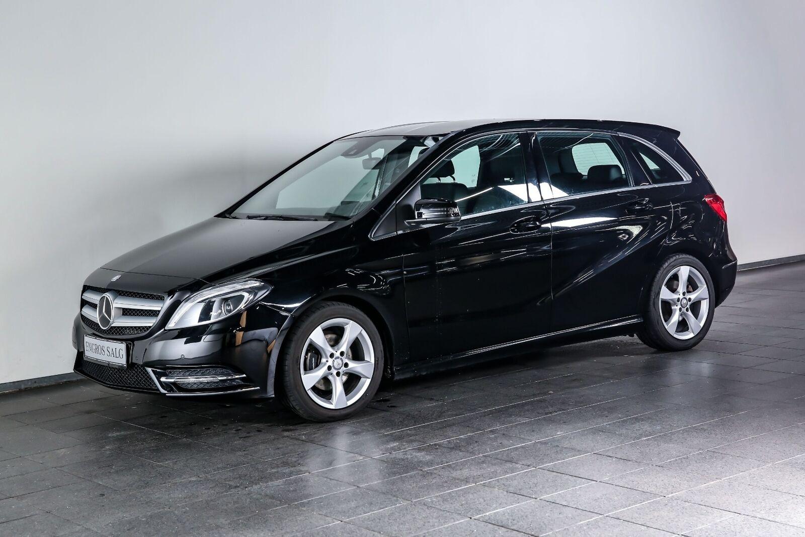 Mercedes-Benz B180 1,5 CDi BE