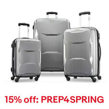 Samsonite Pivot 3 Piece Set - Luggage, 15% Off: PREP4SPRING