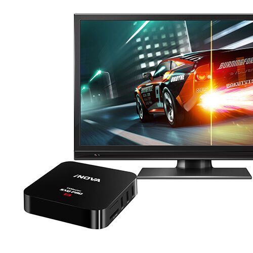 2018 Android 7.1 Smart TV Box SXQ Quad Core WIFI DDR3 HDMI 3D 4K Media Player