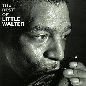 Little-Walter-Rest-Of-Little-Walter-New-CD-UK-Import