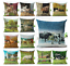 Deluxe-FARM-ANIMAL-Cushion-Covers-Retro-COW-HORSE-PIG-Painting-Art-45cm-Gift-UK thumbnail 1