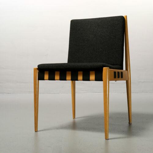Stuhl SE121 Esszimmerstuhl 1960//1961 Vintage Egon Eiermann für Wilde Spieth
