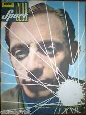 3/1954 SPORT CLUB Fausto Coppi-Bindi-Gilera-Joe Di Maggio-Shilkov-Gussie Moran B