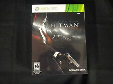 Hitman: Absolution - Proffesstional Edition (Xbox 360) Brand New Factory Sealed