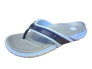 Sandali blu navy per donna Crocs Yukon CDSyBWU