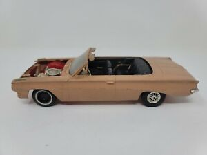1962 PONTIAC TEMPEST SMP AMP JO-HAN ? MODEL CAR KIT JUNKYARD SCREWBOTTOM
