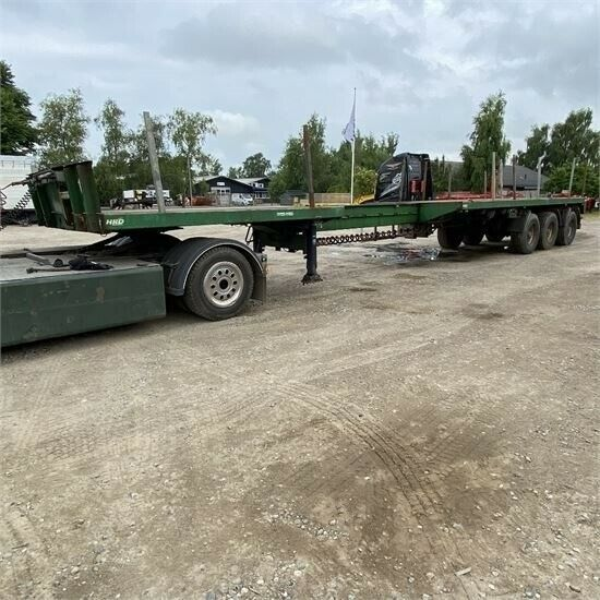 Andet HRD Trailer - 5 m udtræk / with 5m extension