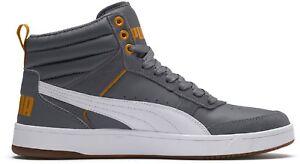 9990a4f01 Caricamento dell'immagine in corso PUMA-REBOUND-STREET-V2-scarpe-uomo- sportive-sneakers-