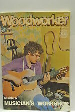 Woodworker Magazine. January, 1979. Volume 83, number 1022. Georgian Pitch Pipe.