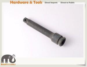 "1/2"" Dr. Cr-Mo Impact  Socket Extension Bar Adapter Pin Type Taiwan Option:3""/5"""