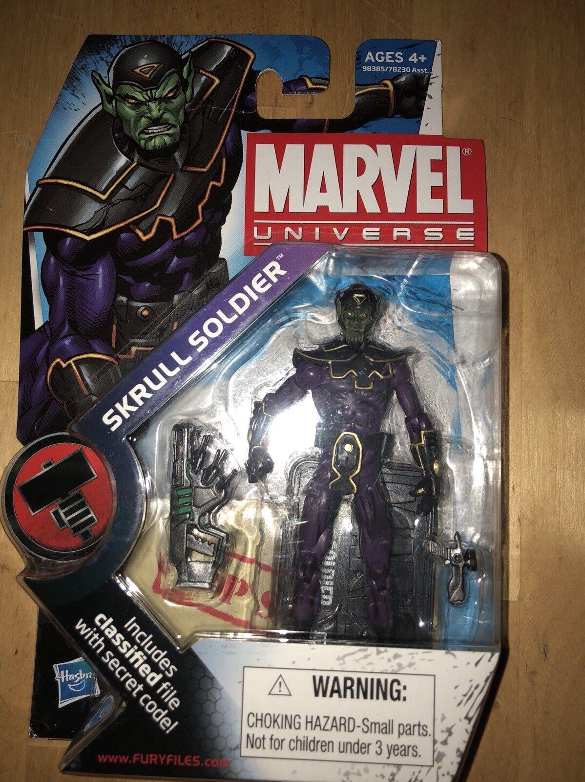 Marvel - universum skrull soldat af - 26.