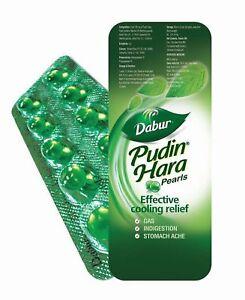 Dabur-Pudin-Hara-capsule-10-Strip-100-capsule-Relief-From-Gas-Indigestion