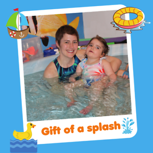 Helen and Douglas House Charity Gift THE GIFT OF A SPLASH £33