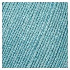 100/% Luxurious Baby Alpaca Wool//Yarn Melange Blue M66 DK 50g knitting crochet