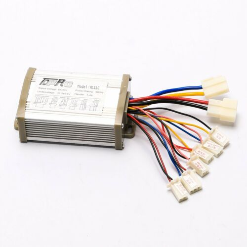 36V 800W Brush Motor Speed Controller Box Scooter Electric Bike Bicycle Rocket